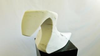 Troy, KMJ studio, Colorado Yule Marble by Martin Cooney