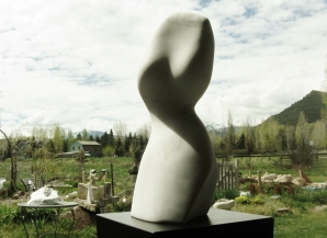 Belle, 5, Colorado Yule Marble by Martin Cooney