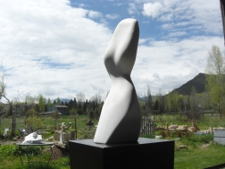 Belle, 6, Colorado Yule Marble by Martin Cooney
