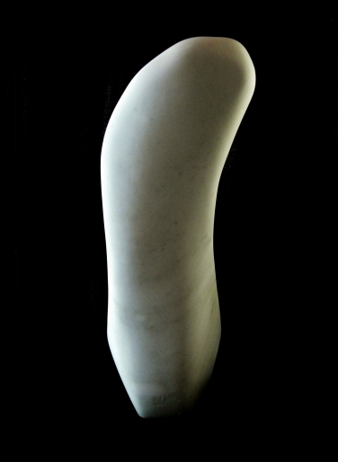 Birth of a Guin, 9, Colorado Yule Marble by Martin Cooney