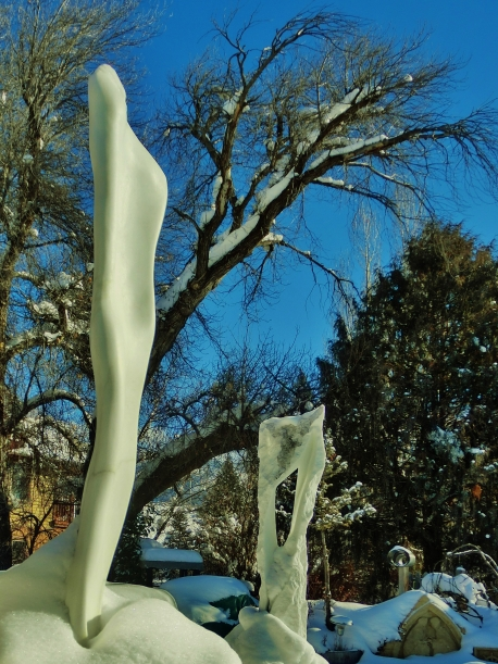 Cat Walk, 4, Colorado Yule Marble by Martin Cooney