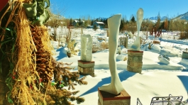 Cat Walk, 8, Colorado Yule Marble by Martin Cooney