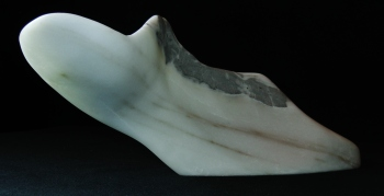 Elk Mountain Bowl, 8, Colorado Yule Marble by Martin Cooney