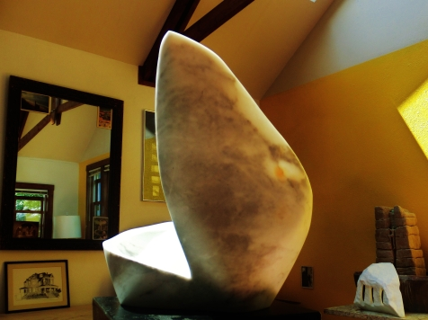 Felucca, 1, Colorado Yule Marble by Martin Cooney