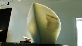 Titanic, KMJ Gallery, Colorado Yule Marble Sculpture by Martin Cooney