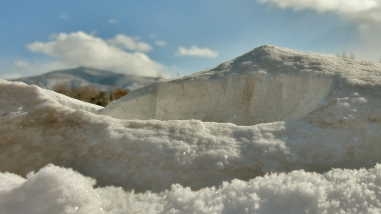 Mountains of Moab, 7, Colorado Yule Marble by Martin Cooney