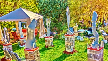 Pilgrim, 7, Colorado Yule Marble by Martin Cooney