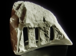 Troglodyte Cloister, 6, Colorado Yule Marble by Martin Cooney