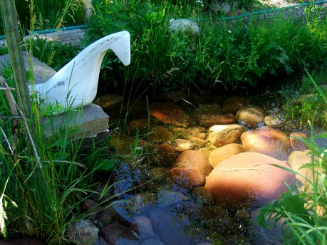 Troy, Woody Creek, Colorado Yule Marble Sculpture by Martin Cooney